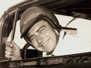 Fireball Roberts won the first Forecracker 400
