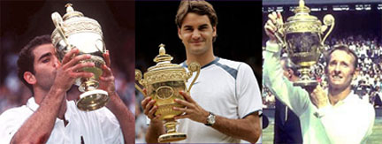 Who is the Greatest Tennis Player of All-Time