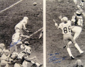 The Staubach to Pearson Hail Mary remains the most famous play in Dallas Cowboys history.