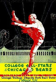 From the initial game in 1934 through 1976, the annual Chicago College All-Star Game was a fan favorite and provided a glimpse into the new talent of NFL stars.