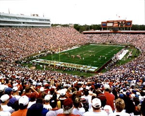 There could be a lot of empty seats at the Florida State-Miami game on September 7.