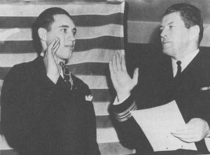 Bob Feller enlisted in the Navy the day after Pearl Harbor and missed nearly four full baseball seasons.