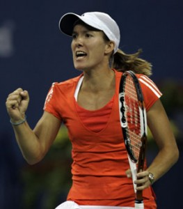 The women's tennis rankings have been unstable since the abrupt retirement of Justine Henin.
