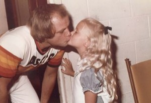 Joe and Natalie Niekro