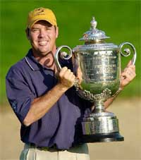 Rich Beem is one of 27 golfers whose victory at the PGA Championship makred their only win in a major.