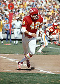 Johnny Robinson was selected to seven Pro Bowls and earned first team All-AFL honors six times.