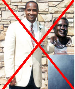 In the opinion of the author, no member of the Pro Football Hall of Fame is less worthy of the honor than Lynn Swann.