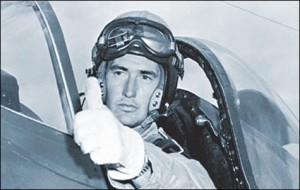 Ted Williams was a Marine pilot during World War II and the Korean War.