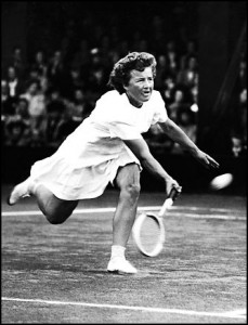 Dorothy Bundy Cheney was the first American to win the Australian Open.