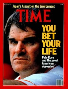 The story of Pete Rose dominated sports headlines 20 years ago.