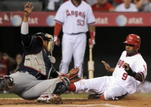 The Anaheim Angels seem to have the best chance to upset the New York Yankees in the playoffs.