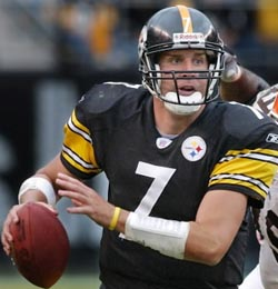 Will off-the-field issues hamper Ben Roethlisberger and the defending champion Steelers in 2009?