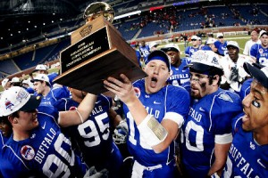 Few expected the University of Buffalo to defeat Ball State and win the MAC Championship.