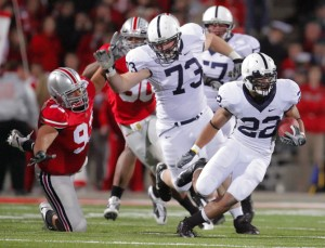 Evan Royster rushed for 1,236 yards in 2008.