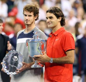 Many believe that Federer and Andy Murray will meet in the finals again in 2009.