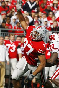 Ironhead's son, Cameron Heyward, is a starting defensive lineman for the Ohio State Buckeyes.