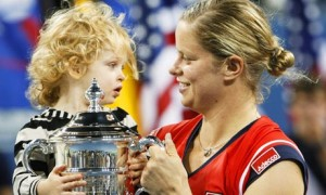 Kim Clijsters won the U.S. Open just 18 months after having a baby and one month after returning from retirement.