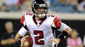 Matt Ryan will look to build on his excellent rookie campaign for the Falcons.