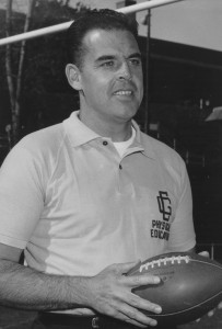 Otto Graham spent three seasons as head coach of the Washington Redskins.