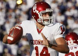 Sam Bradford will be looking to become the second player in college football history to win back-to-back Heisman Trophies.