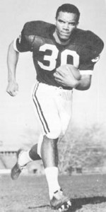 Though he played his college football at Yale, which wasn't known for producing NFL stars, Calvin Hill was drafted in the first round of the 1969 NFL Draft by the Dallas Cowboys.