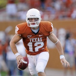 Colt McCoy and the Texas Longhorns could still be the best team in college football.