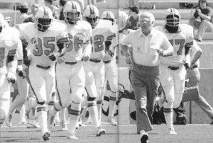 The record of 26 straight losses set by John McKay and the 1976-77 Tampa Bay Buccaneers is now safe.