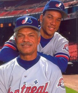 Moises Alou emerged as an All-Star under the tutelage of his father, manager Felipe Alou