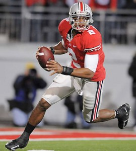 With a year of experience Terrelle Pryor could emerge as one of the top players in the Big Ten.