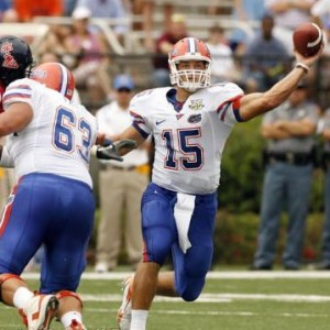 All conversations about the SEC have to start with the Florida Gators and senior quarterback Tim Tebow.
