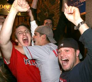 Red Sox Nation cried, smiled, and celebrated on October 27, 2004.