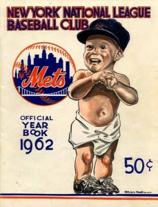 The creation of the Mets brought National League baseball back to New York.