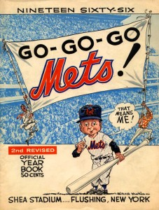1966 was the first year the New York Mets didn't lose 100 games.