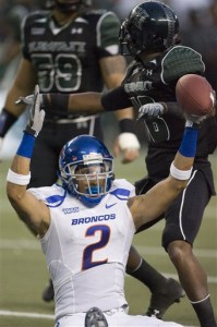 "Boise State is one of several unbeaten teams ready to pounce if the ""Big Three"" stumble."