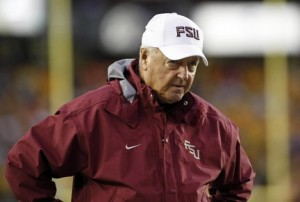 Losses and a campus academic scandal threaten to stain the legacy of Bobby Bowden