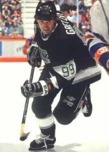 The Kings became immediate contenders with Gretzky in the lineup.