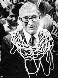 Happy 99th Birthday to John Wooden, the greatest coach of all-time.
