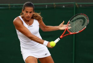 Mauresmo became the number one ranked player in the world in 2004 and won the Australian and Wimbledon titles in 2006.