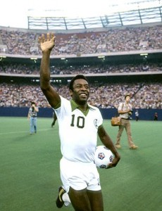 Pele increased the visibility of soccer in the United States, but the interest in the professional game was short-lived.
