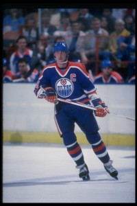 Wayne Gretzky scored nearly 1,000 more points than anyone else in NHL history.