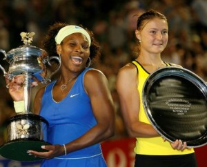 Dinara Safina surpasses Serena Williams to once again be ranked number one as they enter the season-ending Sony Ericsson Championships that begin on October 27 in Qatar.