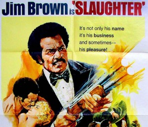 After his NFL career, Jim Brown appeared in a number of movies. Some were better than others.
