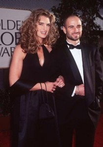 Many blamed Agassi's tennis woes on Brooke Shields, but it now appears that drugs may have been a bigger factor.