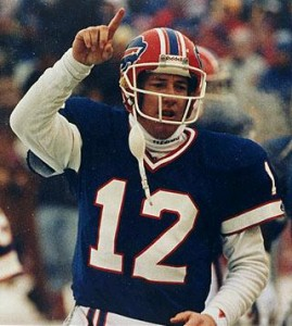 Jim Kelly got the Bills close, but never made it to the promised land.