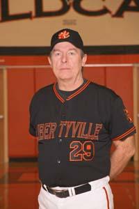 Coach Sternaman here as assistant baseball coach at Libertyville.