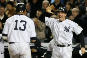 The Yankees have committed nearly $500 million in salary to Alex Rodriguez (13) and Mark Teixeira.