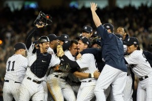 Sporting the highest payroll in baseball, the New York Yankees finally regained the World Series title for the first time since 2000.
