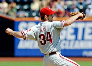 Can Cliff Lee pitch another gem versus the Yankees?