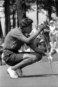 Althea Gibson also broke the color barrier in professional women's golf.