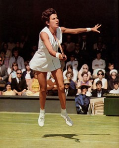 Maria Bueno won severn Grand Slam singles titles.